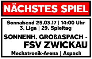 Next Match Grosaspach16-17